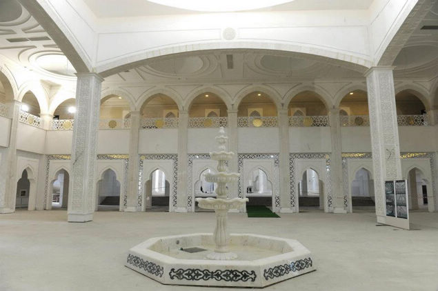 Mosque Project, Kazakstan