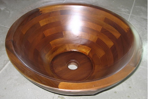 Wooden Sinks AL003, China