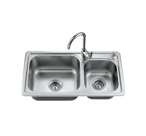 Stainless Steel Sink AL005,  Chin