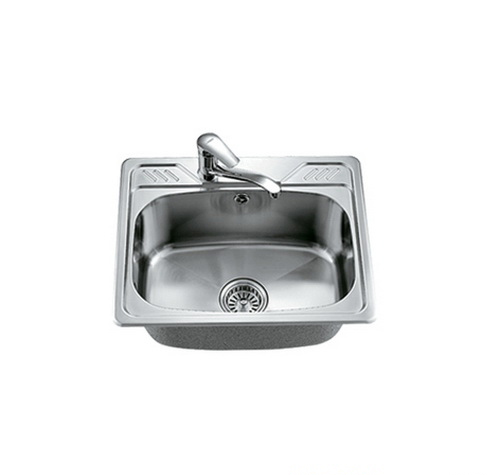 Stainless Steel Sink AL002,  Chin