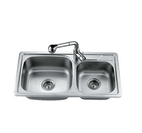 Stainless Steel Sink AL003,  Chin