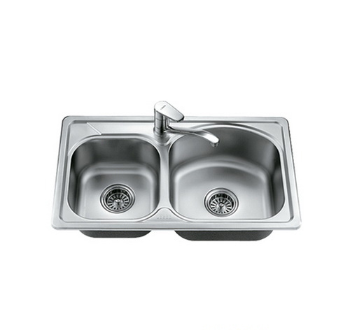 Stainless Steel Sink AL007,  Chin
