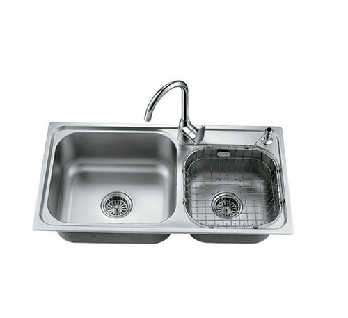Stainless Steel Sink AL006,  Chin