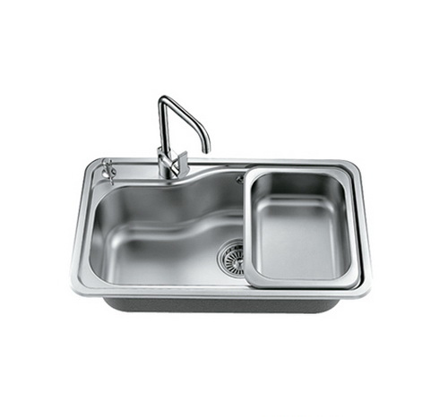 Stainless Steel Sink AL008,  Chin