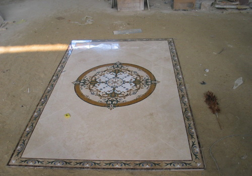 Stone Medallion Manufacturer, China. ALSM007