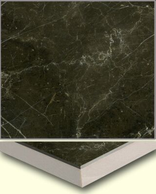 Marble Ceramic Composite Tile AL004, China