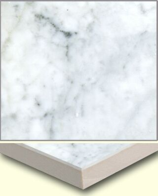 Marble Ceramic Composite Tile AL007, China