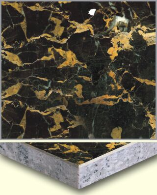 Marble Granite Composite Tile AL005, China