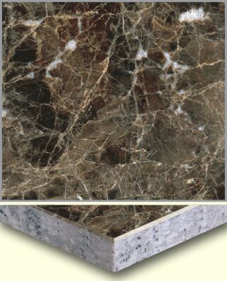 Marble Granite Composite Tile AL004, China