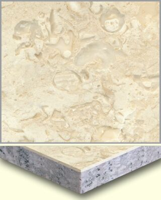 Marble Granite Composite Tile AL002, China