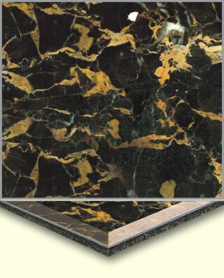 Marble Aluminum Composite Tiles AL008, China