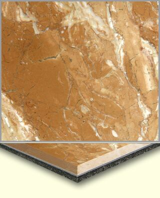 Marble Aluminum Composite Tiles AL005, China