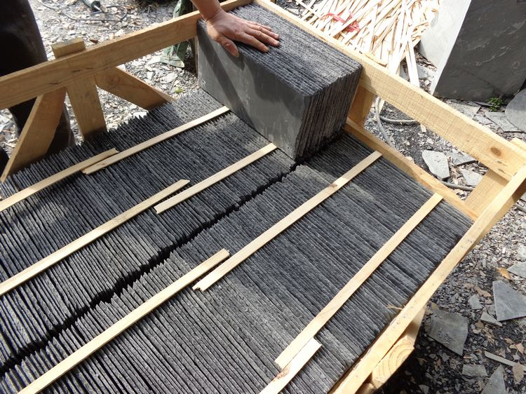 Chinese Natural Slate Tiles.AL010
