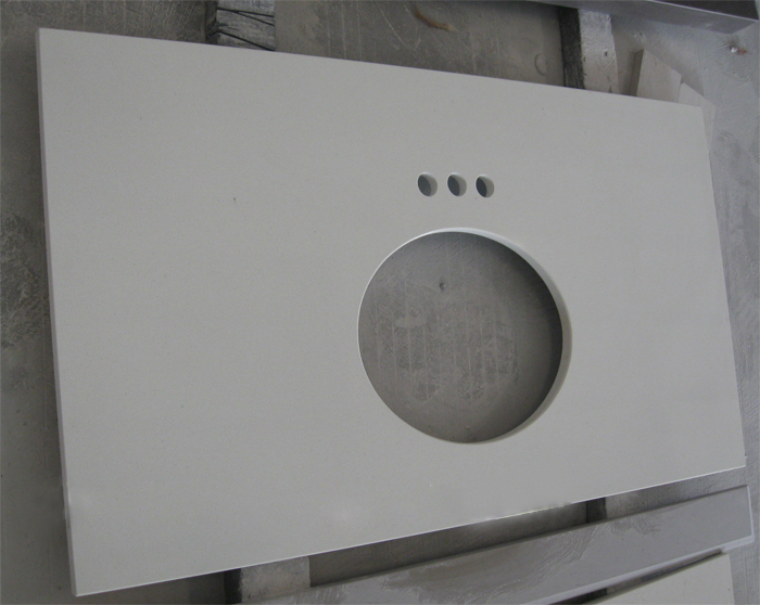 Artificial Stone Vanity Top, China. 053