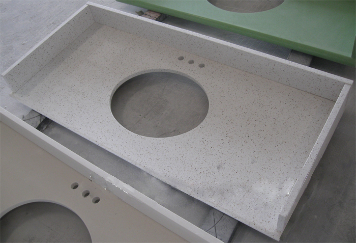 Artificial Stone Vanity Top, China. 049