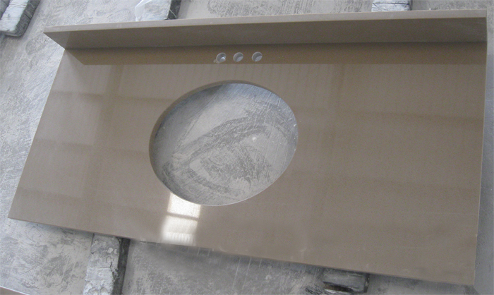 Artificial Stone Vanity Tops, China. 058