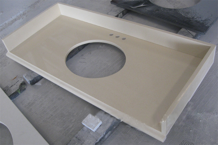 Artificial Stone Vanity Tops, China. 057