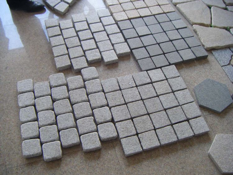 Cobblestone Pavers Manufacturers, China. ALCP029