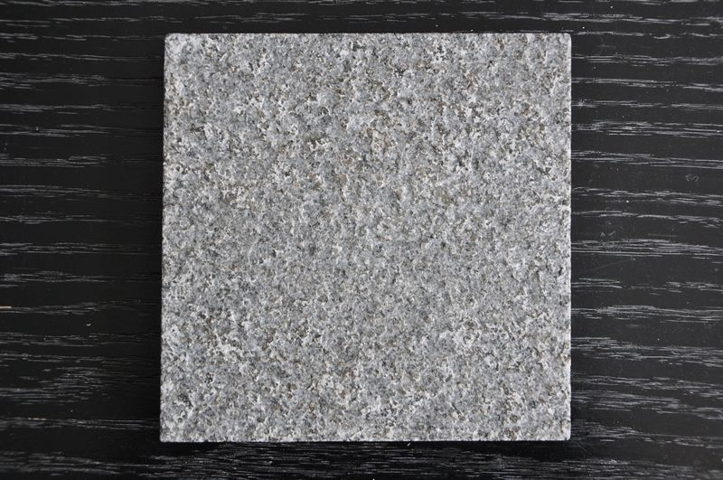 China Impala Granite Paving Stone Tiles, Flamed/Termal Finish. ALCP038