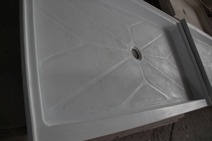 Cultured Marble Shower Pans