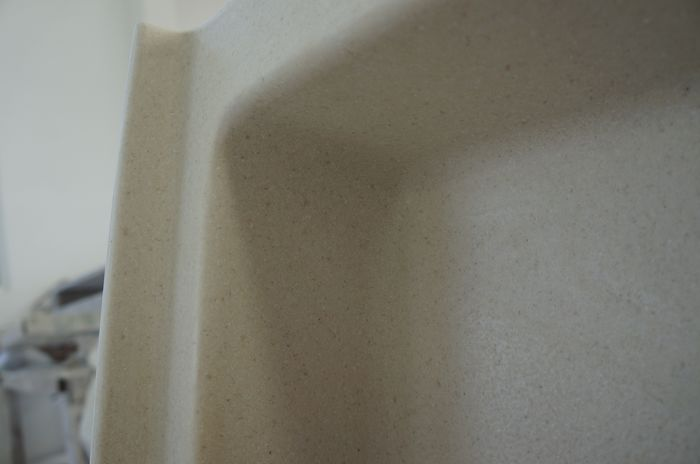 "Cultured Marble Shower Pan 59.5""X34"" Series"